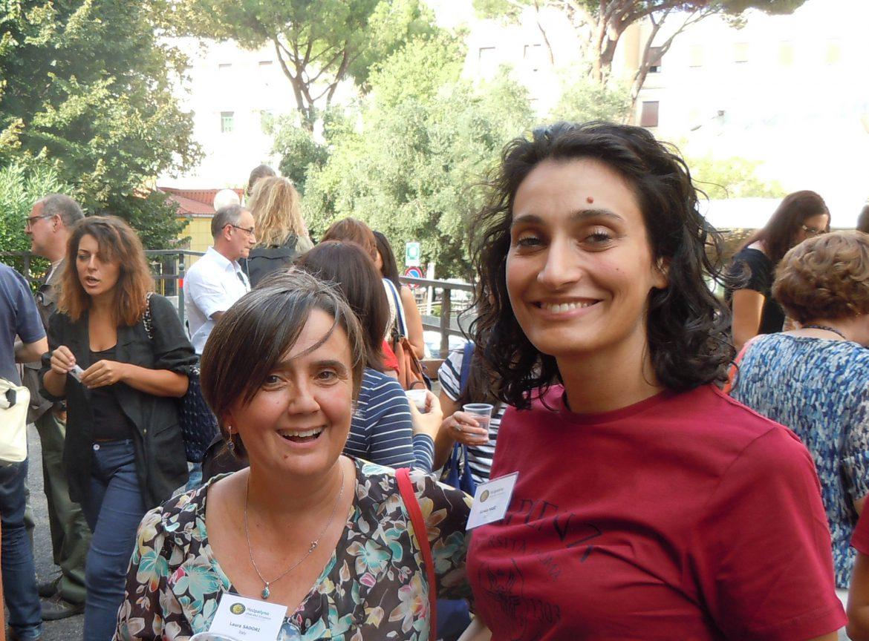 Laura Sadori e Alessia Masi