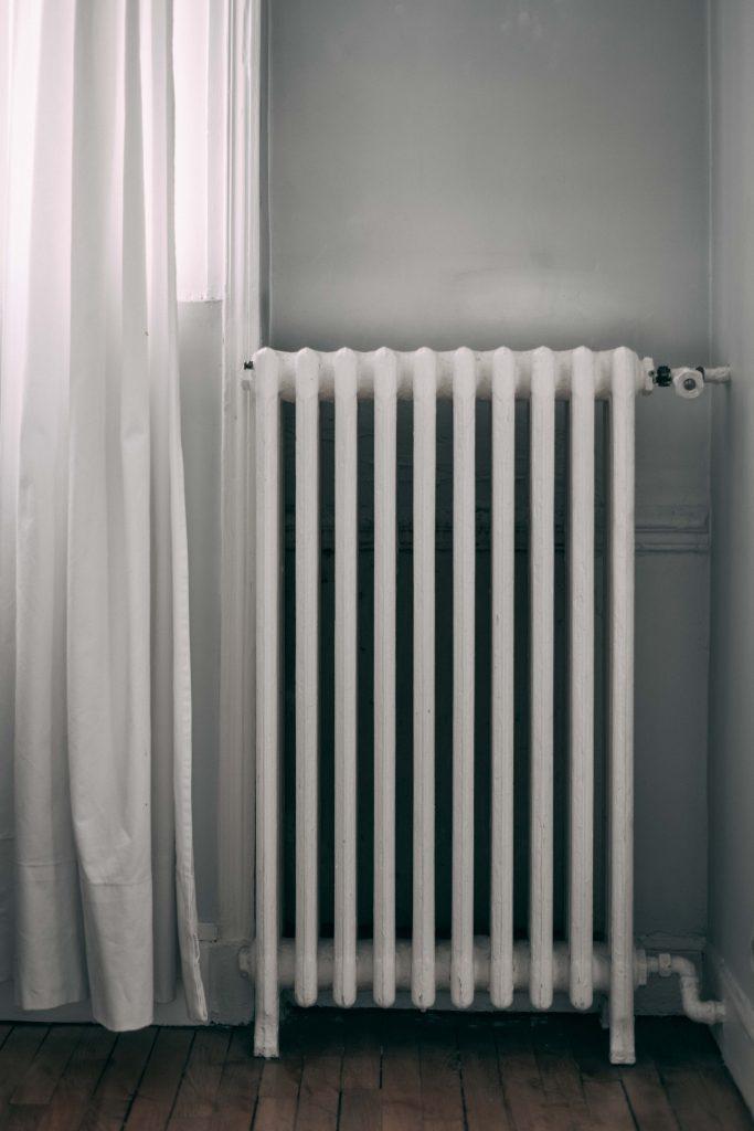 accendere riscaldamento
