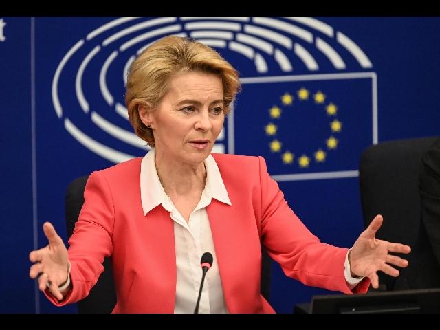 emergenza climatica europa Ursula von der Leyen COP25