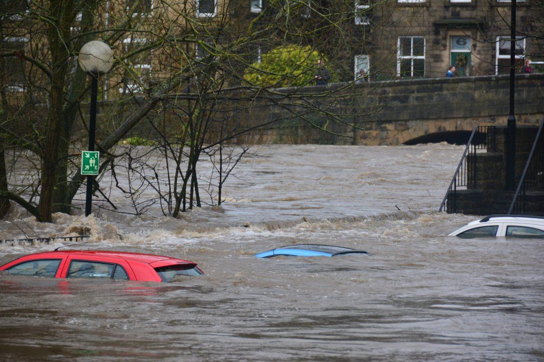 cambiamenti climatici alluvione maltempo allagamento