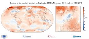 Settembre-Novembre 2019