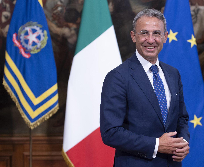 Sergio Costa ambiente plastica European Plastic Pact