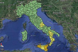 allerta sicilia