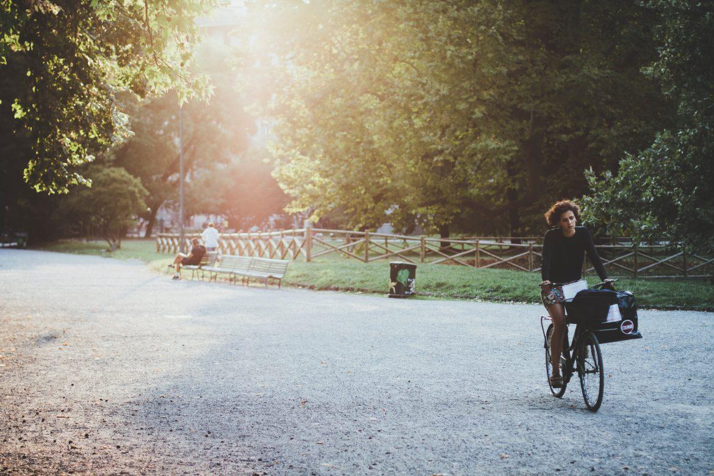 coronavirus milano sostenibilità biciciletta