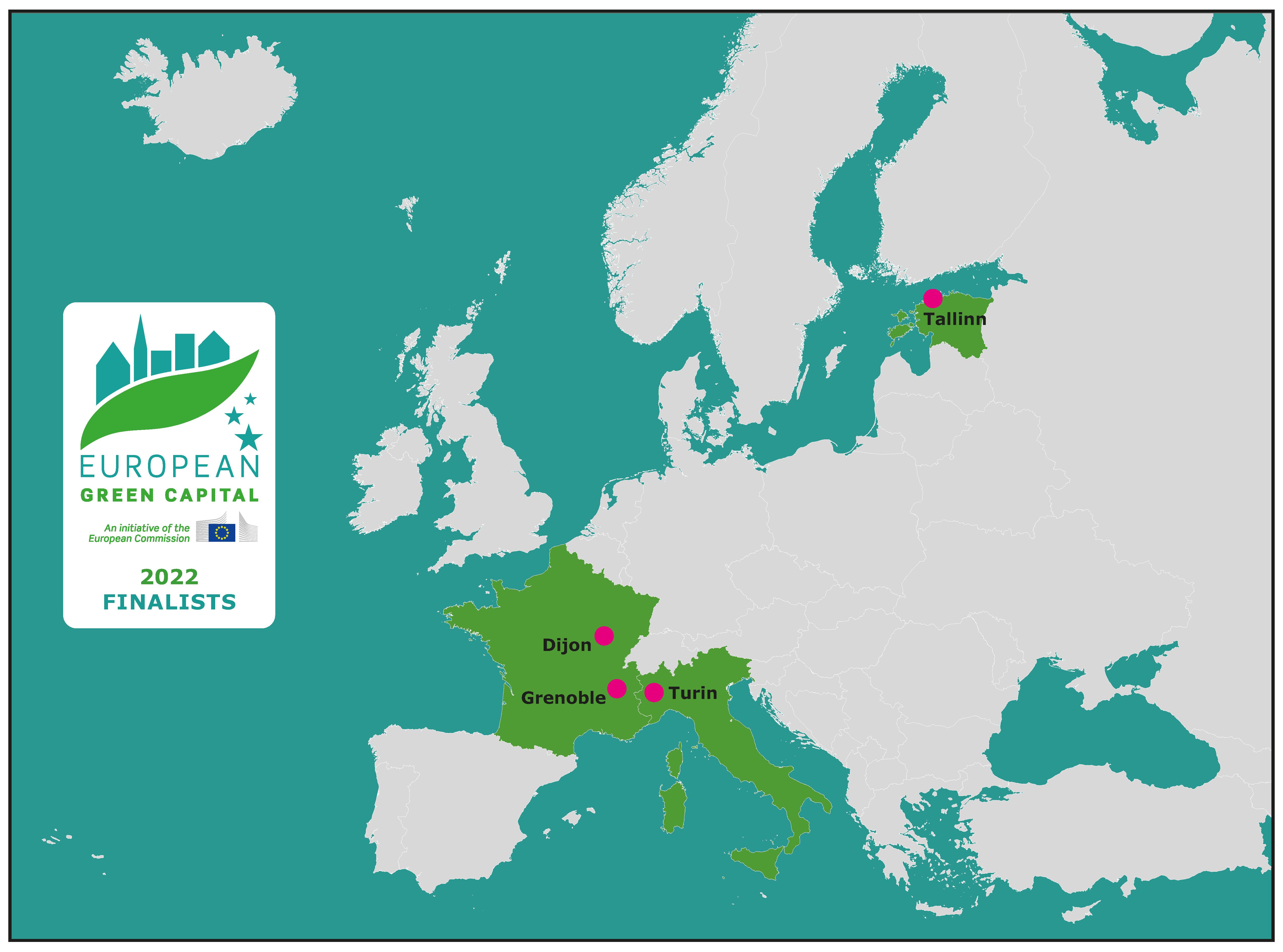 torino capitale verde europa