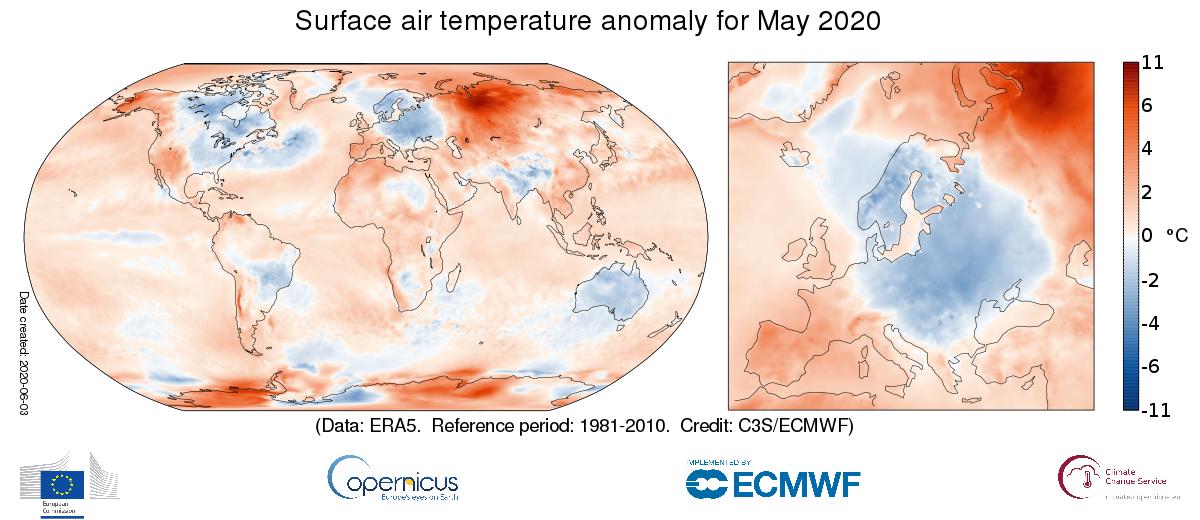clima maggio