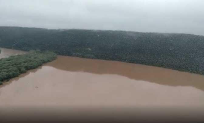ucraina alluvione disboscamento