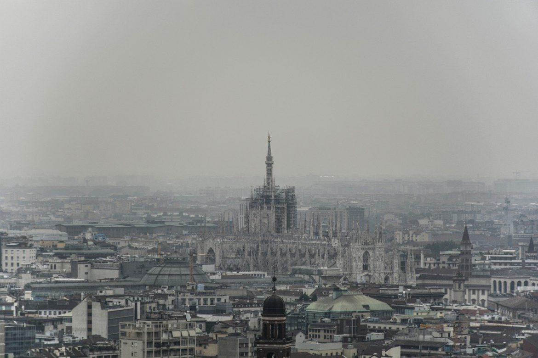 milano inquinamento smog