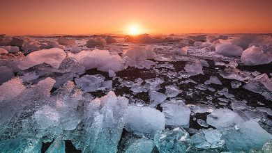 crisi climatica ghiaccio artico ghiacciai