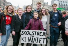 Clima Greta Thunberg