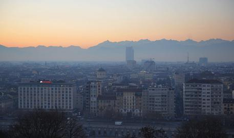 Torino italia inquinamento