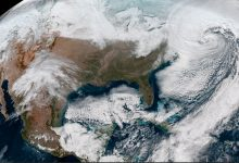 Nor'easter NASA