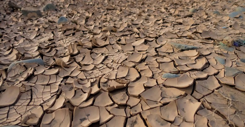 siccità Taiwan