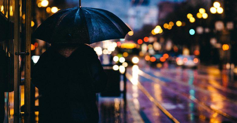 Il brutto tempo rovina l'umore