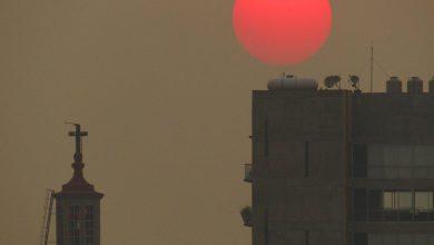 città del messico smog