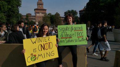 Sciopero globale per il clima - Foto Icona News