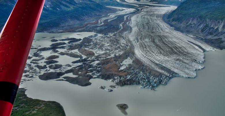 I ghiacciai in Alaska