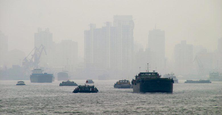 Nebbia, inquinamento