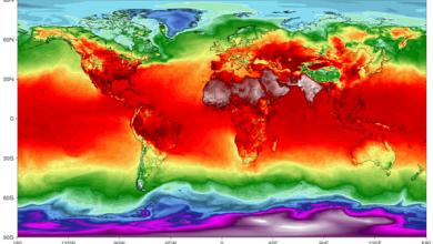 India e Pakistan: ondata di caldo estremo