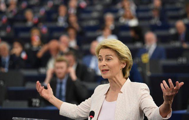 green deal Ursula Von Der Leyen