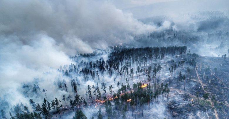 Incendi in Siberia