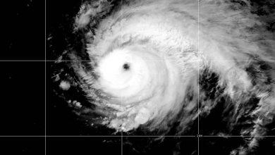 uragano lorenzo in europa
