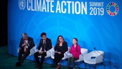 Cambiamenti Climatici, a New York il vertice sul clima - Greta Thunberg