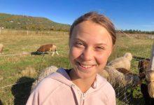 Nobel per la Pace Greta Thunberg