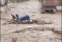 Alessandria alluvione pioggia Genova dati