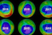 ozono gas CFC
