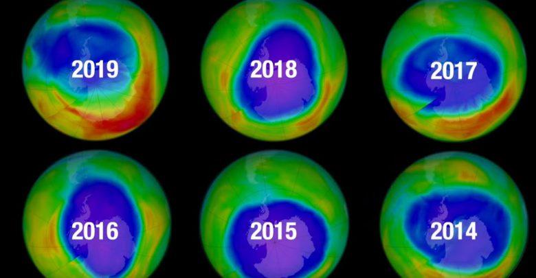 buco ozono 2019 record