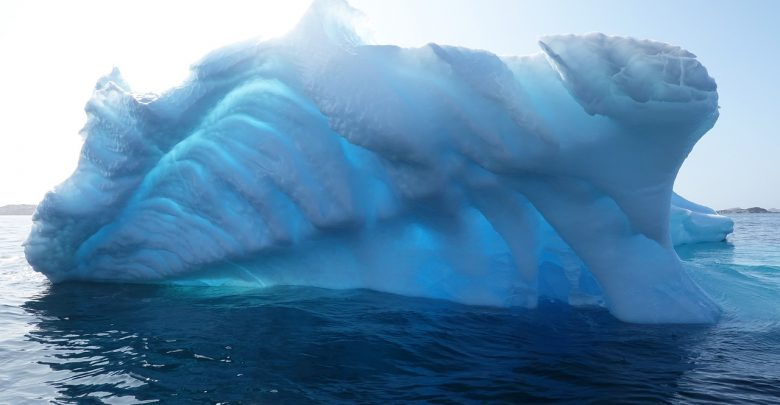 ghiaccio artico 2019