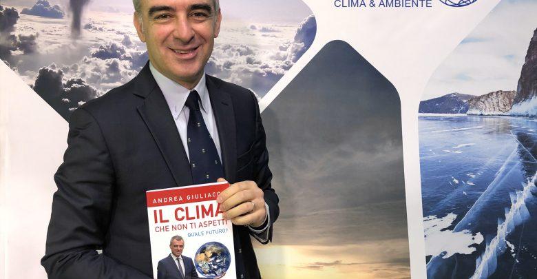 Andrea giuliacci libro clima che non ti aspetti
