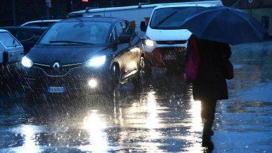 meteo maltempo pioggia marzo