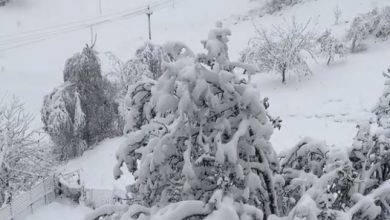 neve oggi video