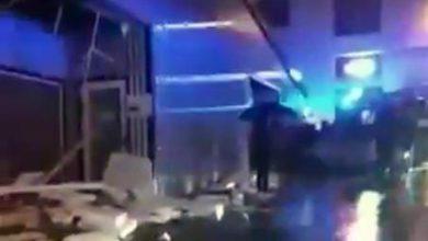 Tromba d'aria a Lauria: otto feriti, una ragazza è gravissima
