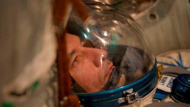 nello spazio con Luca Parmitano