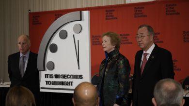secondi fine del mondo orologio apocalisse