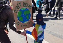 cambiamenti climatici milano fridays for future clima bambini