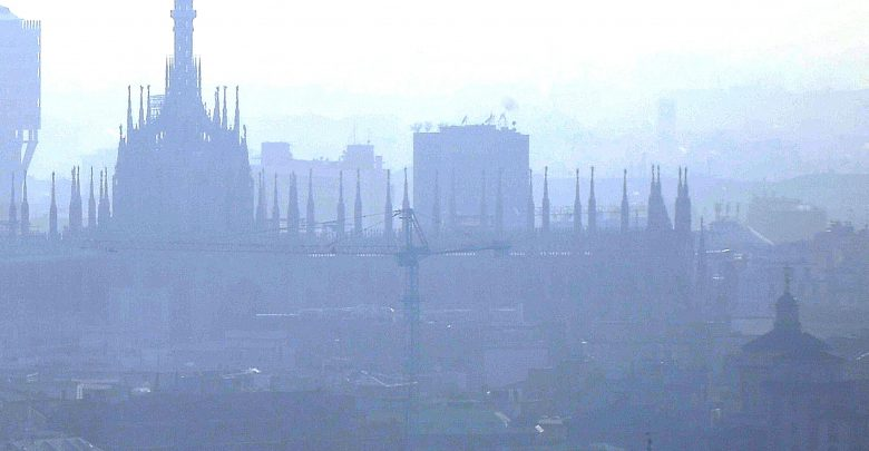 smog milano meteo
