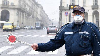 smog inquinamento piemonte blocco auto torino