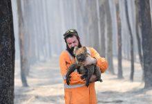 australia incendi caldo siccità