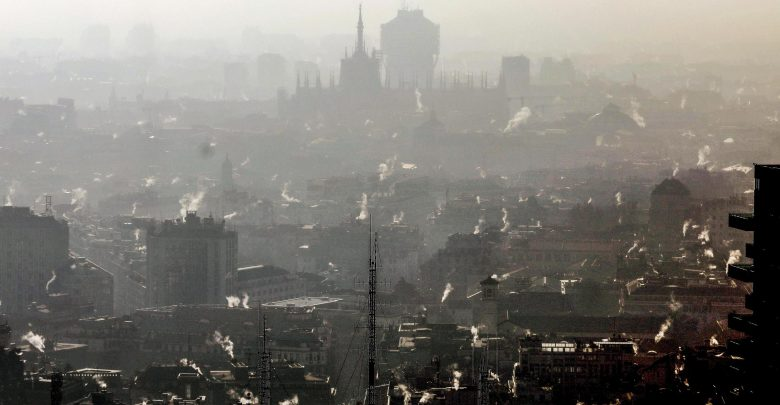 meteo milano nebbia inquinamento smog