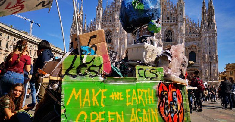 cambiamenti climatici milano fridays for future clima italia