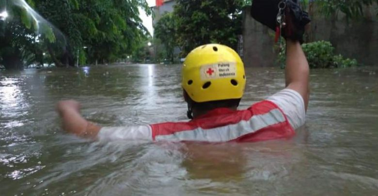 giacarta alluvione