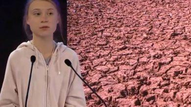 greta thunberg discorso davos video