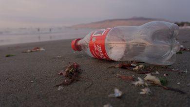 plastica coca cola inquinamento