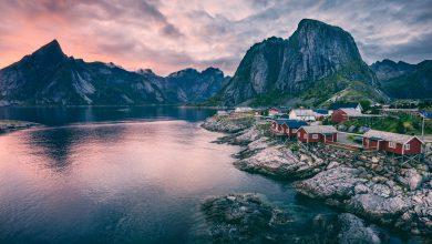 caldo in Norvegia