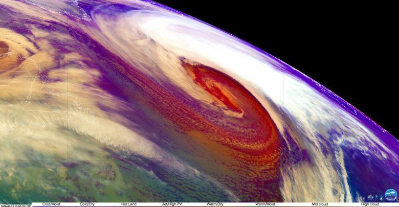 tempesta dennis europa