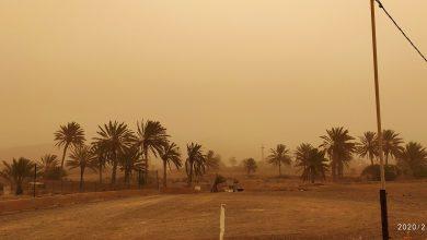 canarie vento sabbia